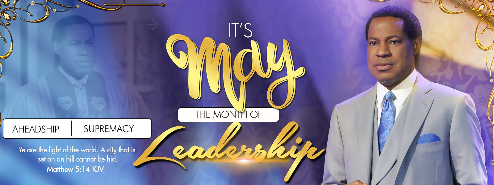 Welcome to the Month of Leadership