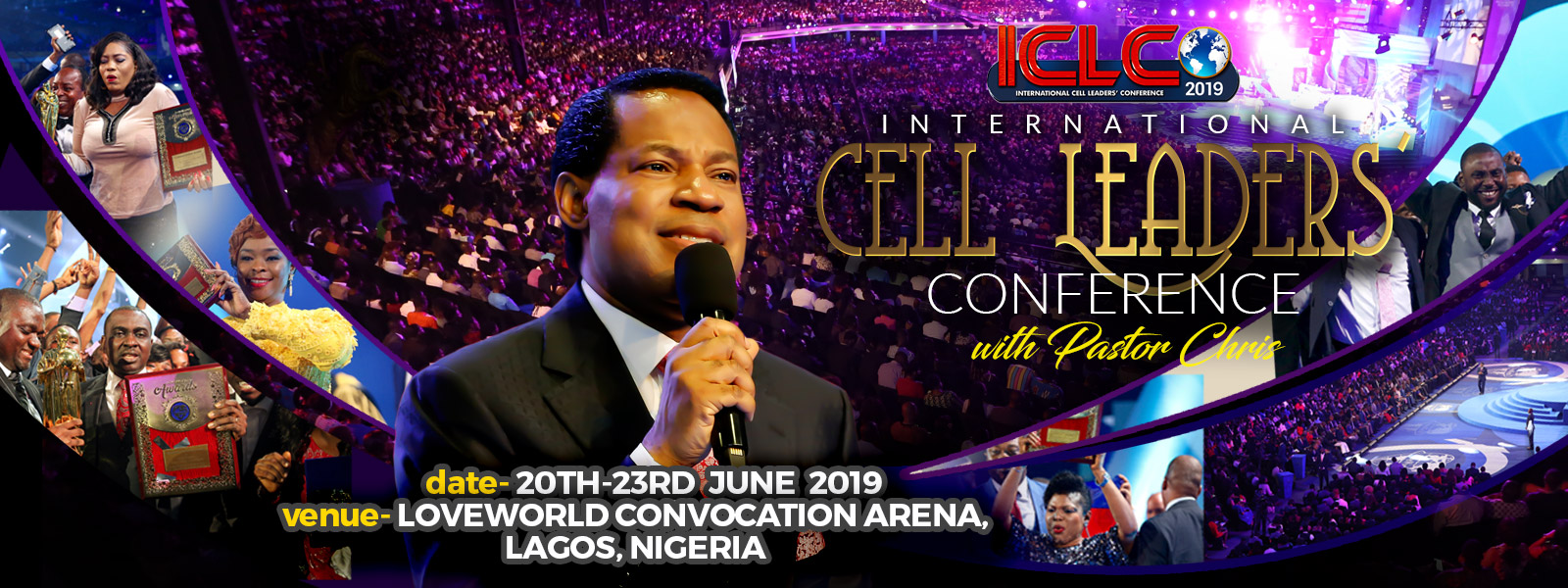 INTERNATIONAL CELL LEADERS' CONFERENCE